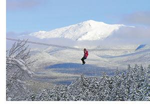 Canopy Tour Zip Line Bretton Woods Omni Mount Washington
